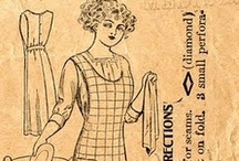 Aprons / All things concerning aprons. / by Cheri Kothenbeutel