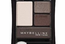 Maybelline (Owned Products) / by Meredith Nash