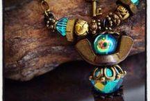 Angels - Rock & Metal Treasures / Rock & Metal Treasures - Angel Jewelry   http://www.etsy.com/shop/RocknMetalTreasures