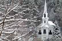 Churches / by Debbie Mayo