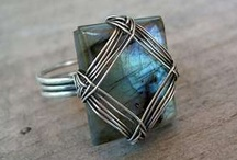 Ideas for Handmade Rings / by Betty C