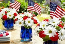 Patriotic Holidays / by Betty C
