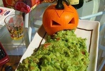 Halloween Foods/Drinks / by Betty C
