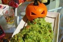 Halloween Foods/Drinks