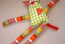 Játékok textilből