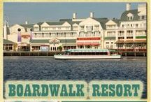 Disney's Boardwalk Resort / by Focused on the Magic Blog