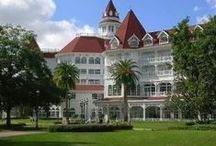 Disney's Grand Floridian Spa & Resort / by Focused on the Magic Blog