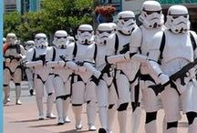Star Wars / Star Wars Movie News and Disney's Hollywood Studios Star Wars Weekends.  / by Focused on the Magic Blog
