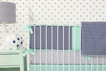 Navy Nursery / Caden Lane