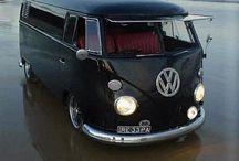 camper van lovin / dream bus