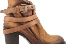 Harness Boots / Check out these trendy Stirrup Styles!  / by Heels.com