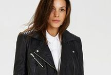 Luxe Leather / Leather has always been a wardrobe staple with the majority of us owning that 'investment' leather jacket. Here at Warehouse we are fully embracing the leather trend in all shapes and sizes this season; the leather dress, the leather shirt, the leather trousers and even the leather mac! / by WAREHOUSE
