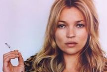 NAUGHTY FORTY / We Pay Homage to Style Icon Kate Moss on her BIG 4.0. / by WAREHOUSE