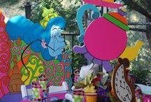 Party! Alice in Wonderland / by Linda Smik