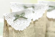DIY paper - papier