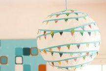 DIY lamps & lights - lampy i światełka