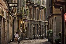 M I L A N O, i love you! / Milan, i love you.  Milano secrets...