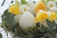 INSPIRE & DIY - FLOWER, DECOR Easter - Wielkanoc