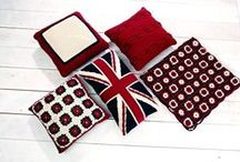 British Heritage Wool / A collection of all things British, from British wool to Britis inspired patterns. Plus, a bit of classic British photography to get you feeling truly British!