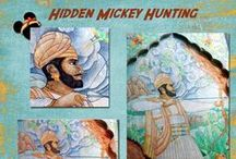 Hidden Mickeys, Hidden Gems and Easter Eggs / I love searching for Hidden Mickey's in the parks, finding Easter Eggs and Hidden Gems in Disney movies.. Click each pin to read more about them.