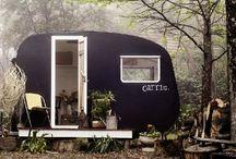 INSPIRE: Vintage Caravans