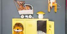 COLOUR FOCUS: Grey & Yellow / Interior design, grey and yellow