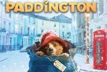 Paddington Bear Movie Night / Fun printables, recipes and activities to celebrate Paddington Movie Night. Pass the marmalade please!