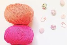 Color Inspiration / Join us every Wednesday for colorful inspiration to inspire your knitting projects.