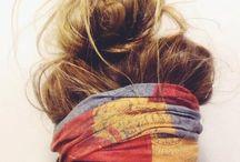 .headbands & headscarfs.