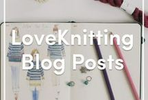 LoveKnitting Blog Posts / Don't miss a post! A collection of all our fab blog posts to keep you up to date with knitting news, the latest yarns and inspirational patterns. Check out our FREE pattern round ups too!