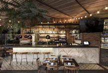 restaurants & stores