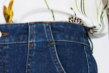 WareDenim. / From one-piece wonders to iconic separates, we show you how to wear our essential denim styles http://bit.ly/1U6G2yK / by WAREHOUSE