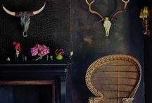 interiors / Amazing interiors and decor
