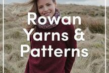 Rowan Knitting Yarns and Patterns / A board full of your favorite Rowan knitting patterns, knitting pattern books, Rowan magazines, and yarns. Follow for inspiration and the latest news!