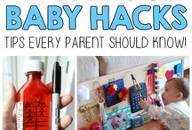 Parenting Hacks / Tips and tricks to help making parenting a little easier.