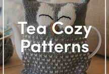 Tea Cozy Knitting Patterns / Tea cozy knitting patterns to keep your teapots looking stylish!