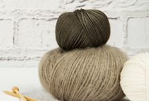Schoeller & Stahl Yarns and Patterns / Lovely patterns and yarns from the swiss yarn brand Schoeller & Stahl