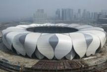 Soccer Stadiums in the World / Fine architecture, spectacular design, long tradition and soccer. Can you do better than that?