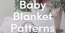 Baby Blankets Knitting Patterns / These knitting patterns for baby blankets will have you knitting to keep a little one warm & cozy! Find both paid and FREE knitting patterns for baby blankets here and on LoveKnitting.