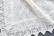 Baby Shawl Knitting Patterns / Looking for new baby patterns and inspiration? Our picks of adorable baby shawls will get you started!