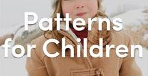 Knitting Patterns for Children / Find all the knitting inspiration you need to knit for your little one! From hats to cardigans, find all these knitting patterns for children at LoveKnitting.