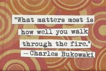 Words of wisdom / by Brenna Haider