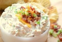 Recipes: Dips and Spreads