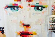 Quilts and such / by Sam Bova
