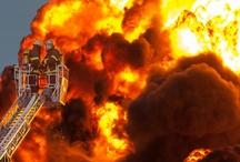 Firefighting  / Firefighting stuff, bomberos, feuerwehr