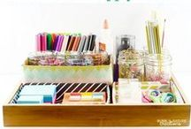 Organizing / Declutter, organize, and transform every room in your home with these tidying up tricks and ideas. These tips will organize your kitchen, bathroom, bedroom, garage, closets, and life. / by Woman's Day