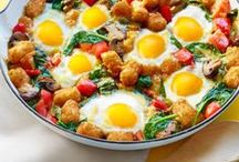Breakfast & Brunch / Supercharge your most important meal of the day with these fun ideas. Here you'll find the tastiest healthy breakfast ideas, and other fun ideas including pastries, casseroles, egg bakes, muffins, and more.  / by Woman's Day