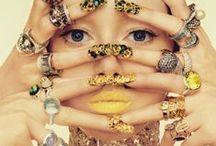 nail art  / by Edie Harry