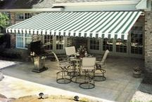 Retractable Awnings Marygrove Makes Three Models Of Modern EZ Awning