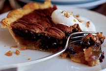Thanksgiving Pie Recipes / Pin your totally original Thanksgiving pie recipes to our board. Request to contribute to this board by posting on http://www.facebook.com/womansdaymagazine Please don't pin anything except your original Thanksgiving pie recipes. / by Woman's Day